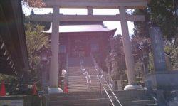 【宿坊】御岳山 静山荘で滝行してきた Part1