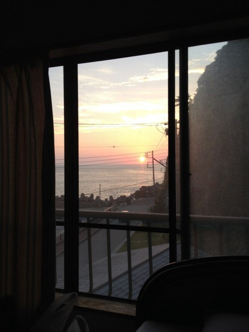 神津島の宿「ホテル神津館」「山下旅館別館」宿泊記
