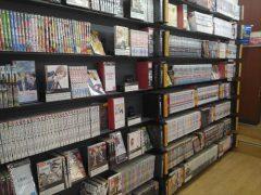 TSUTAYA、GEO、DMMの漫画レンタル料金比較表。一番安い宅配レンタルはDMM!