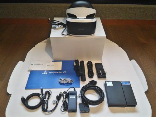 PS VRが届いたぞ!開封レビュー&正直な感想→そして交換へ