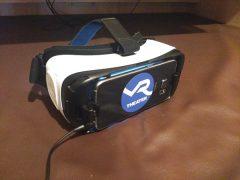 漫画喫茶でGear VRを体験してきたので正直なレビュー、注意点