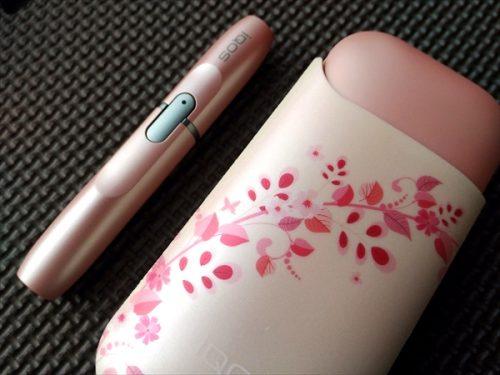 アイコス限定ピンク(Rosé Pink)&限定ケース開封レビュー
