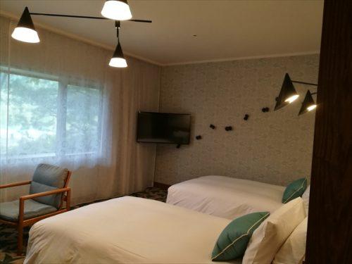 軽井沢プリンスホテルイースト部屋