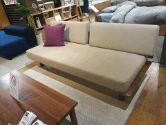 座面が交換できる理想のソファを無印良品で発見!交換費用やバリエーションを聞いてきた