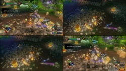PS4でオフライン2人協力プレイができる無料ゲーム「ハッピーダンジョン」プレイレビュー