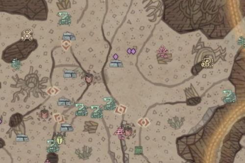 小玉サボテン地図