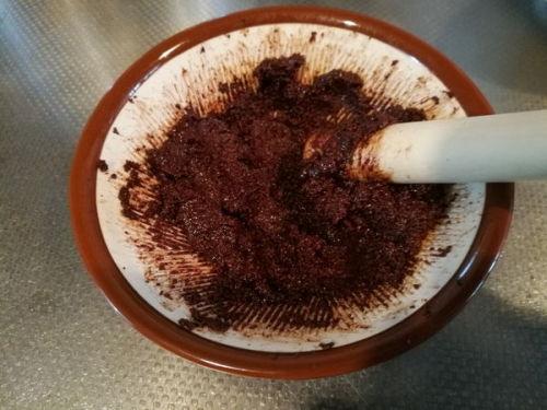 カカオ豆チョコレート体験