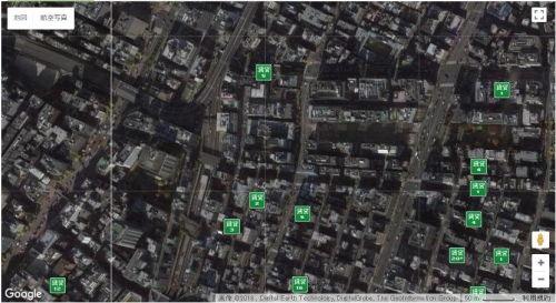 SUUMO地図から探す、ラベル削除