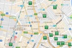 SUUMOの地図から探す検索で、物件が上手くクリック出来ない場合の対処法