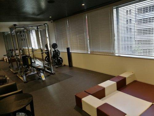 RIZAP WOMANトレーニングルーム
