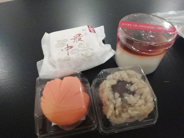 東京製菓学校和菓子