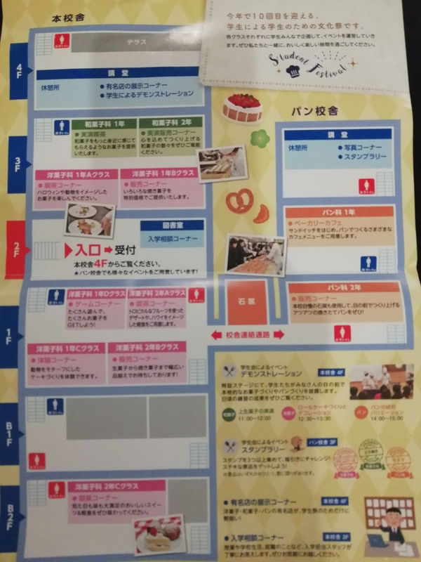 東京製菓学校校舎
