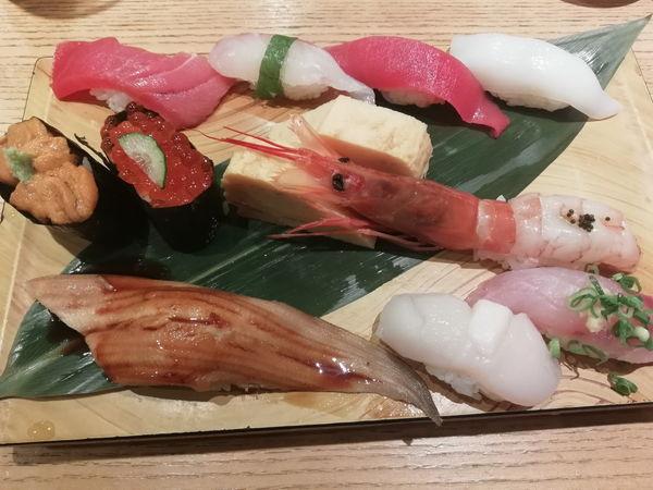 美登利寿司ランチ