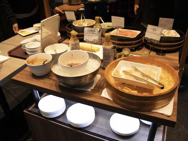 グレイスリー札幌朝食