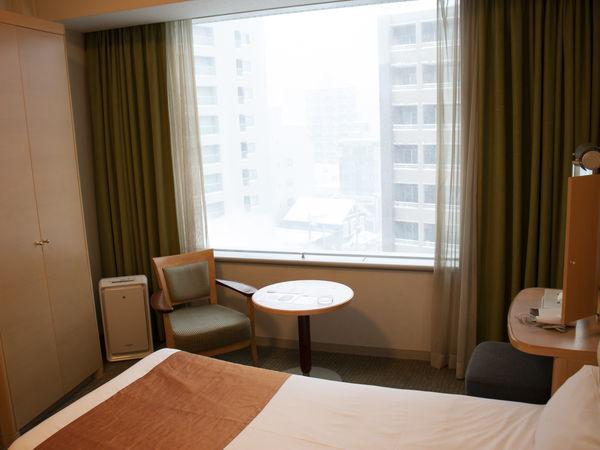 札幌プリンスホテル眺め