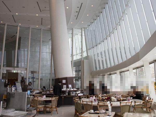 札幌プリンスホテル朝食