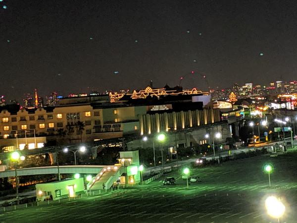 ホテルマイステイズ舞浜夜景