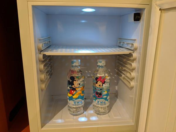 ホテルマイステイズ舞浜冷蔵庫